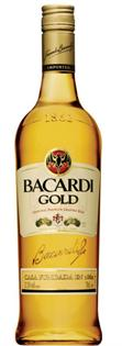 Bacardi Rum Gold 750ml